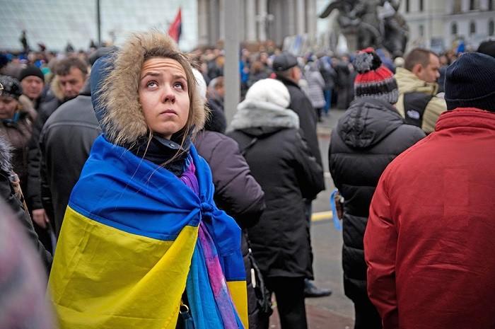 Зарисовки из жизни простых людей на Украине