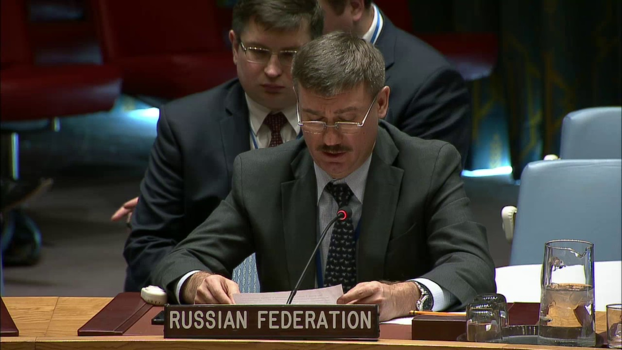 Заменивший Чуркина новый постпред России в ООН