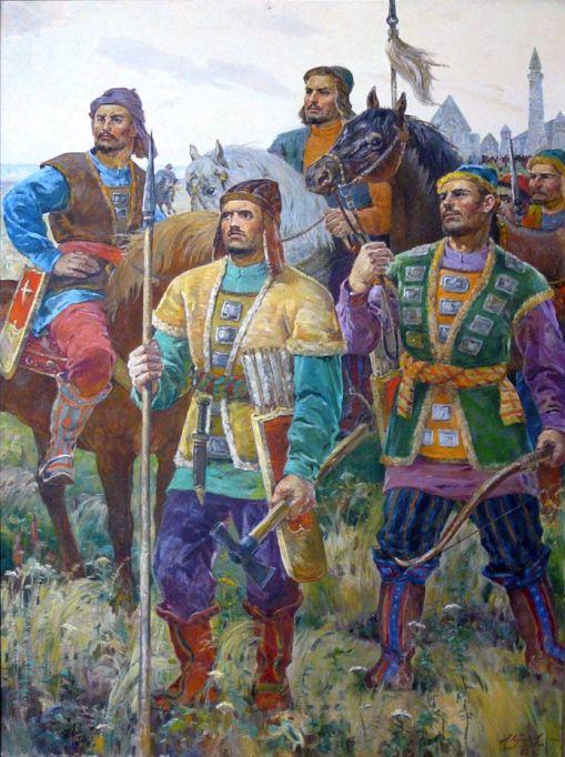 Картинки древних татар