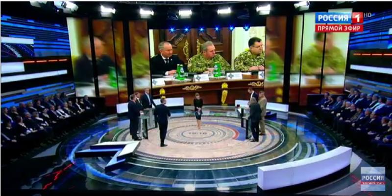 Михаил Погребинский: Территориальная целостность Украины интересна только Кремлю –