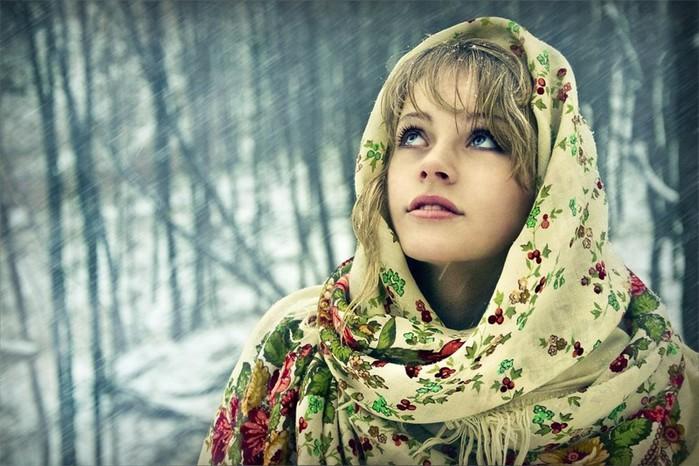 Наши женщины-русские красавицы
