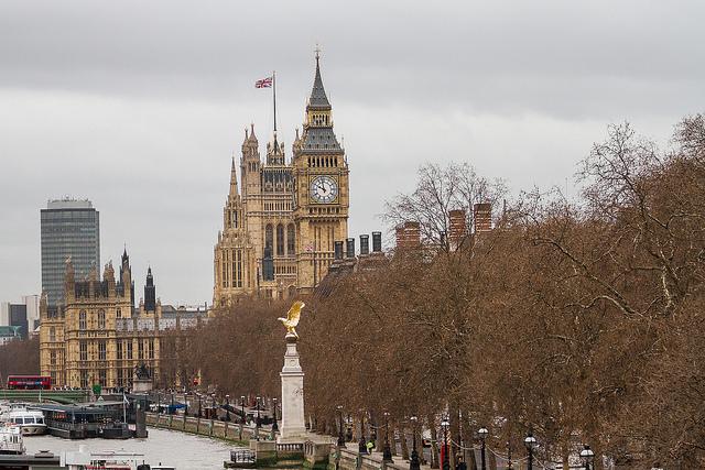 О теракте в Лондоне и его причинах
