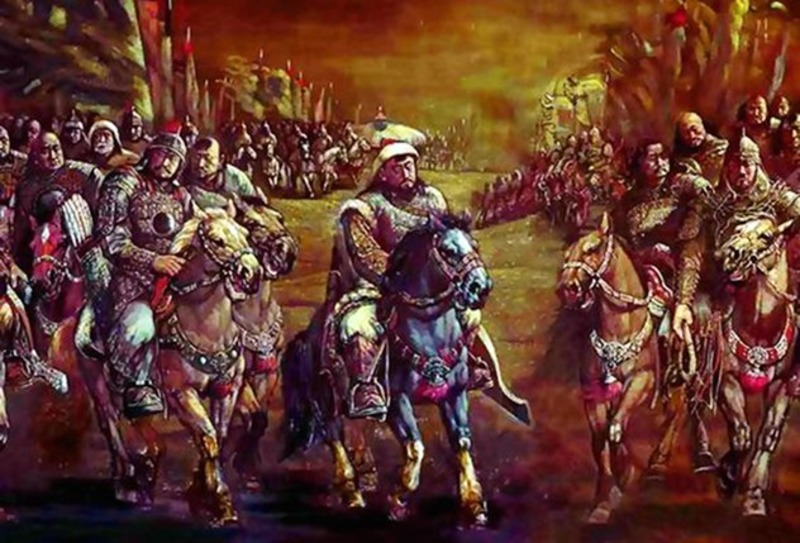 mongol army dbq The mongol conquest of the song dynasty under kublai khan genghis khan further realized that to destroy the jīn dynasty the mongol army must make its way via the.