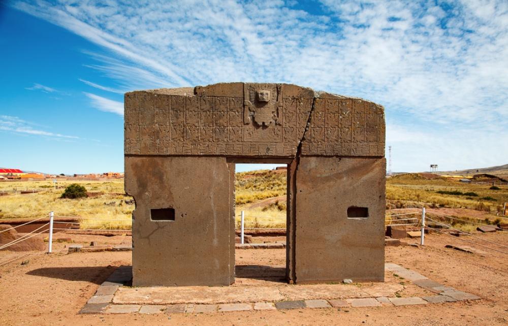 Врата Солнца, Боливия