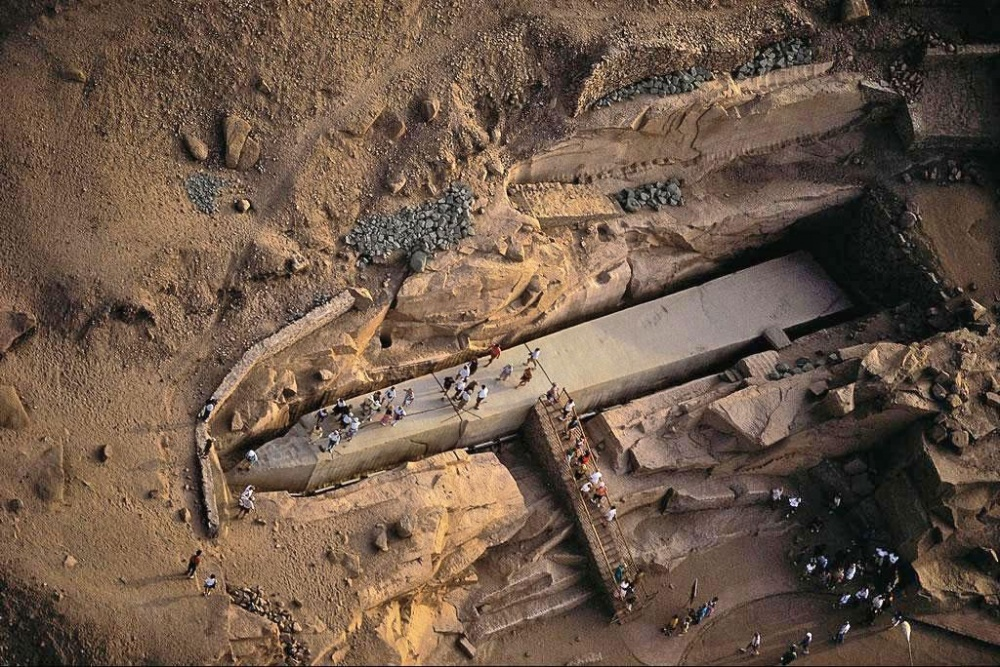 Обелиск, Египет