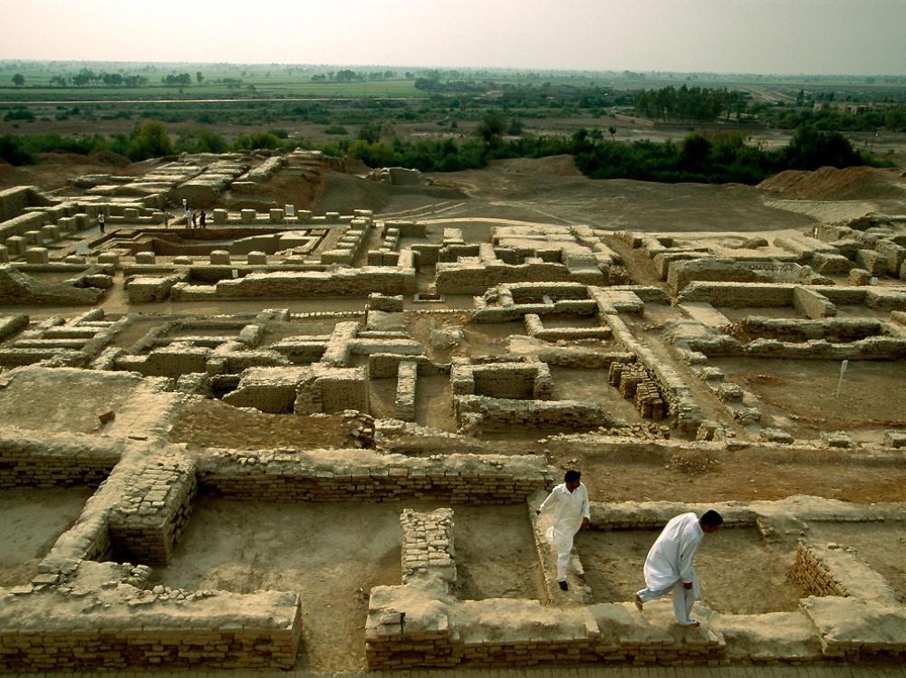Мохенджо-Даро (Холм Мертвых), Пакистан