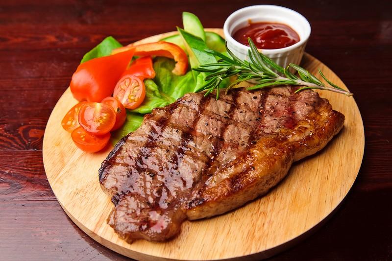 Жарка говядины на сковороде рецепт пошагово