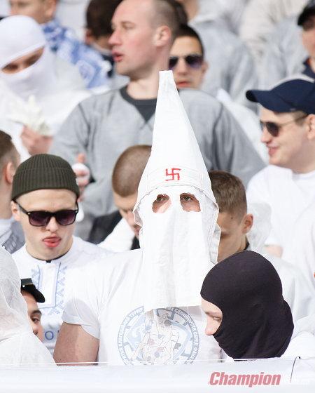"""""""Наукраинефашизманет"""" в очередной раз """"подтверждают"""" футбольные фанаты 18"""
