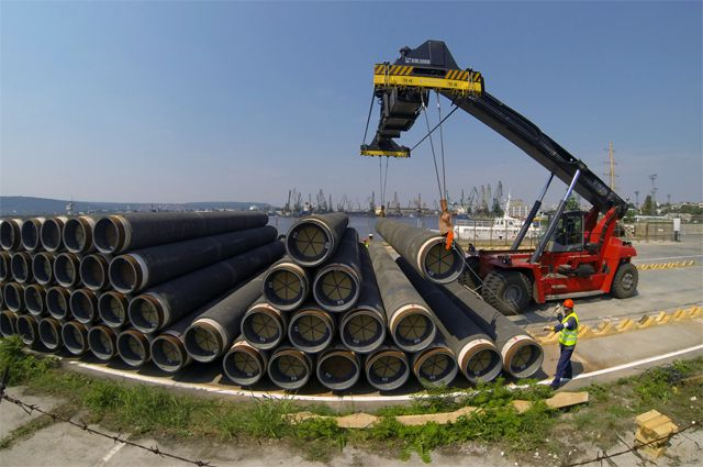 Nord Stream-2: как мы заставили Европу нас