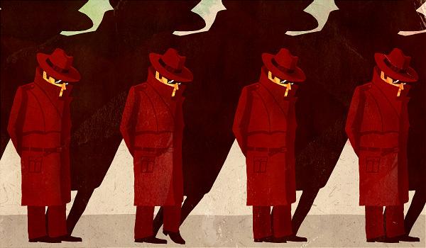 Шпионы среди нас