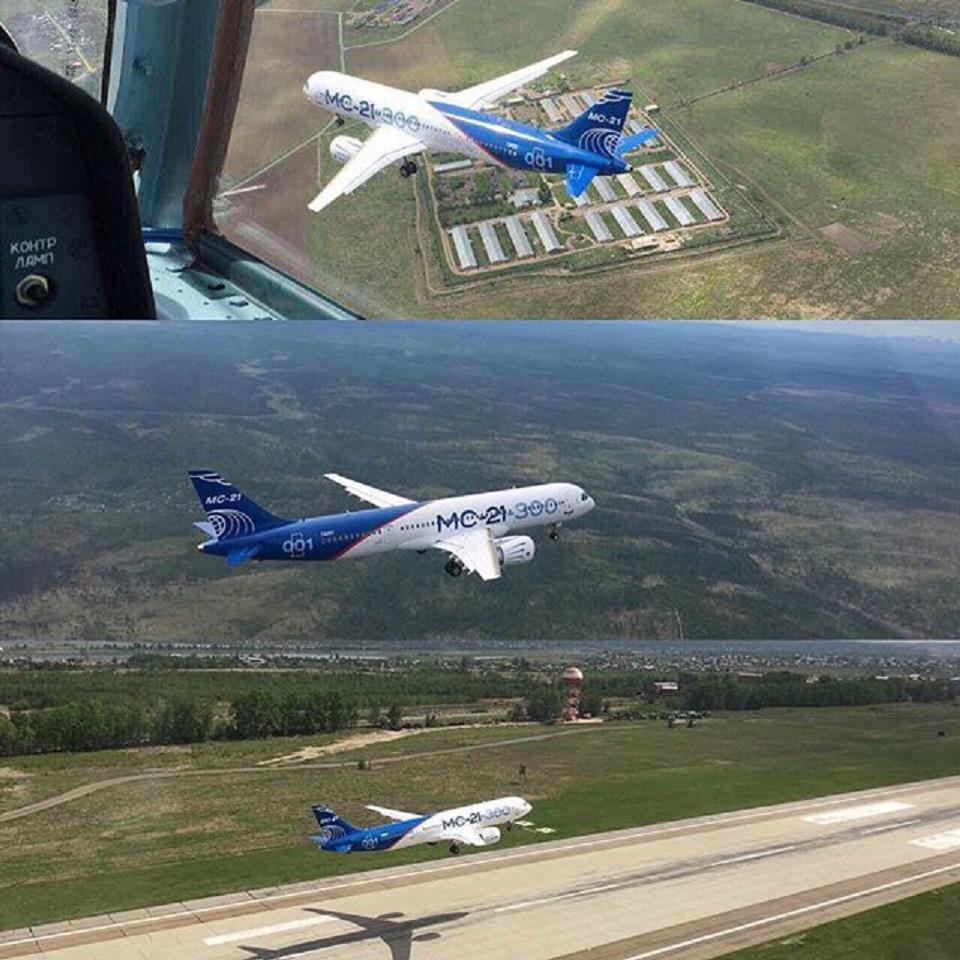 Авиалайнер XXI века: в чем секрет новейшего Российского самолета МС-21
