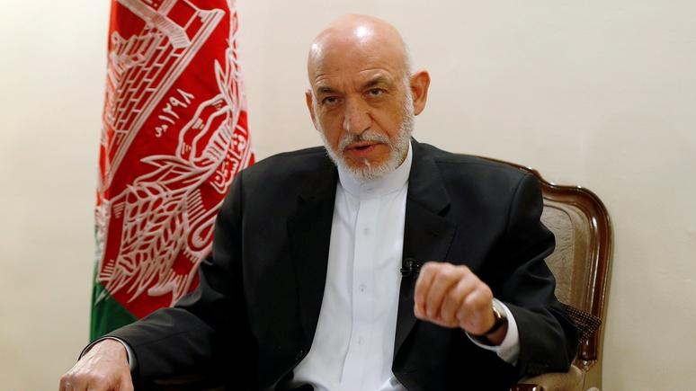 Хамид Карзай: ИГ — порождение США и орудие в руках Вашингтона