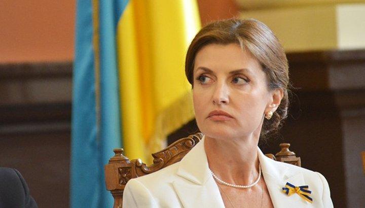 Путем Хиллари: Марина Порошенко заявила о готовности заменить мужа у руля Украины
