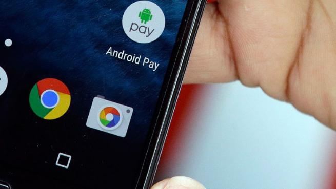 Android Pay заработает в России с 23 мая
