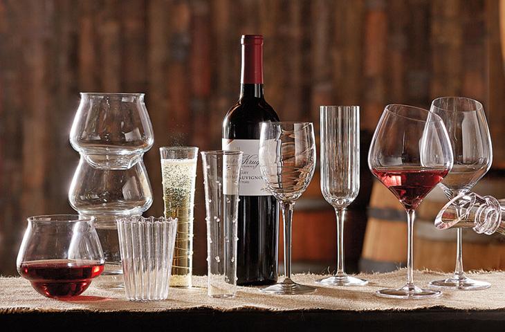 Бокалы для вина виды фото