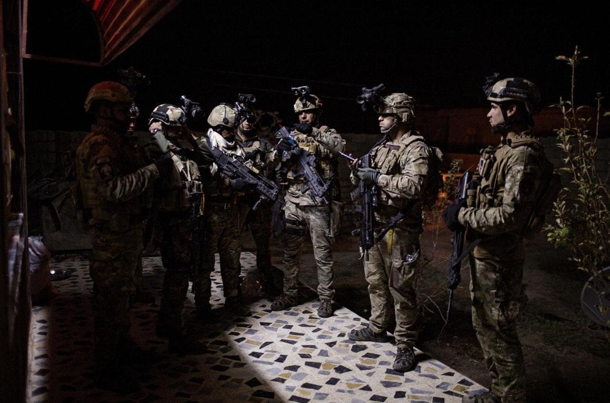 Der Spiegel: НАТОвские «освободители» в Мосуле оказались страшней террористов