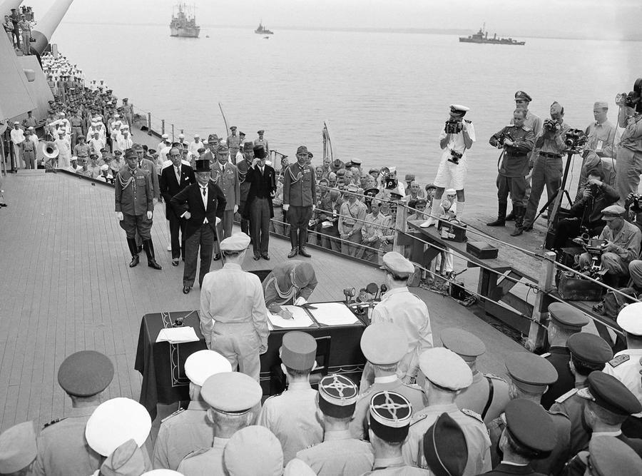 Исторические даты Второй мировой войны
