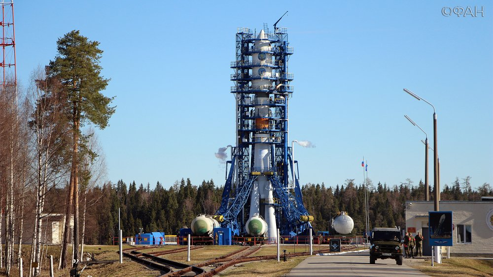Космическая гавань «Плесецк»: репортаж с космодрома Минобороны РФ