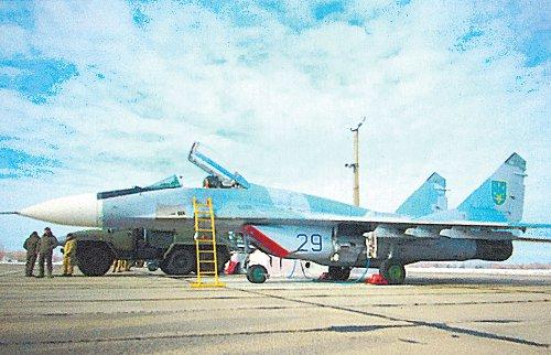 Картинки по запросу МиГ-29 МУ1 N 29.