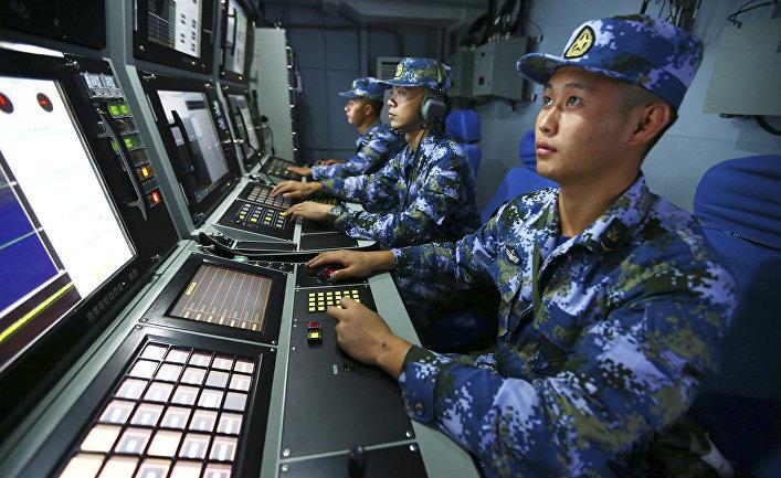 L'Opinion, Франция. Китай и Россия бросают вызов НАТО в Балтийском море