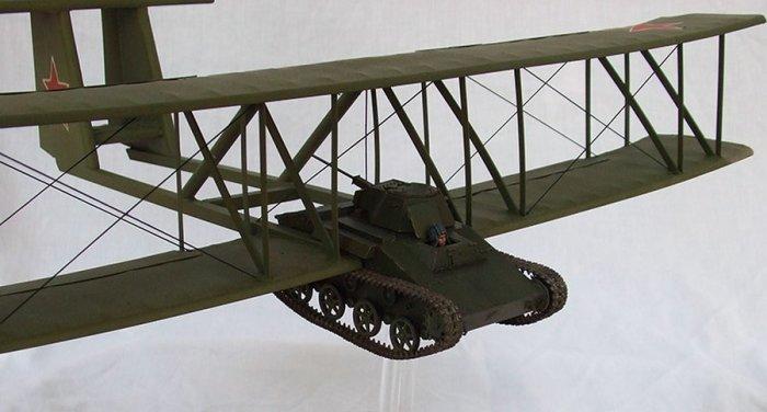 летающий танк КТ