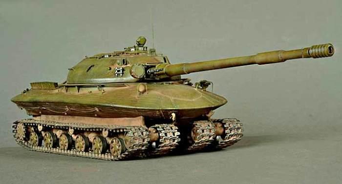 Атомный танк Объект «279»