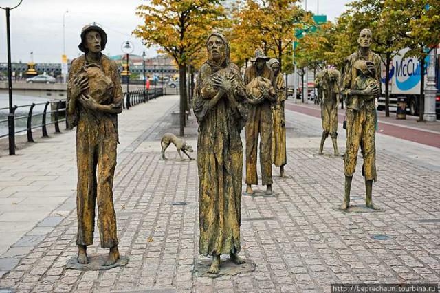Обыкновенный английский геноцид. Ирландия