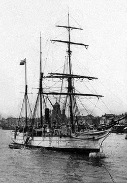 Найдены следы пропавшей в 1914 году полярной экспедиции Г.Л. Брусилова?