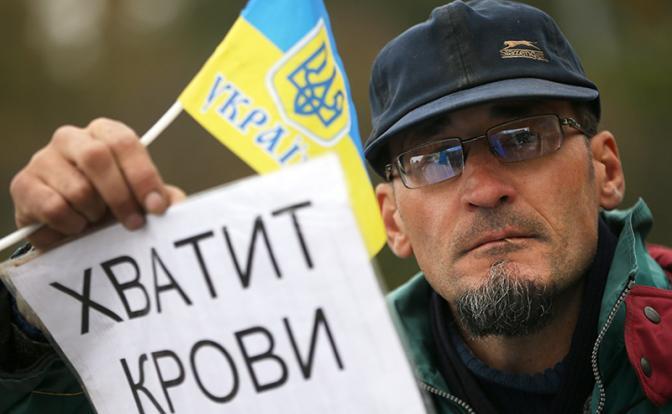 Запад технологию раскола народов обкатал не только на Украине