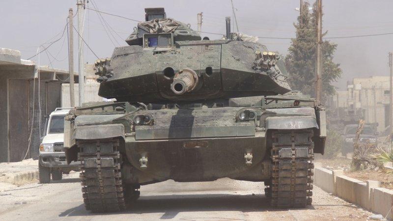 Сирия сегодня: турецкий спецназ готовит удар по курдам в Алеппо, бои САА и ИГИЛ в Дейр эз-Зоре