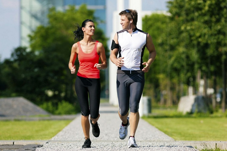 сколько нужно бегать для здоровья