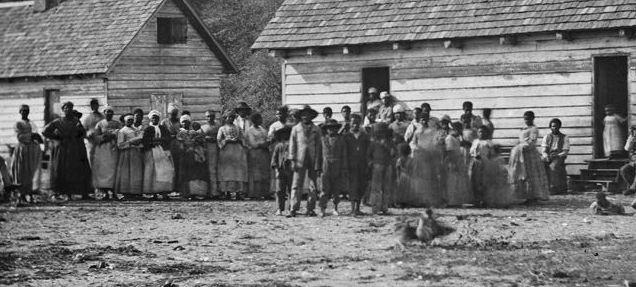 Лукавый дар Линкольна... Почему отмена рабства в США не принесла счастья... рабам?