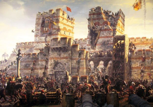 Византийская конфедерация государств