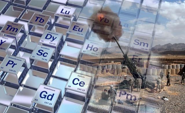 Мировая битва за редкоземельные металлы