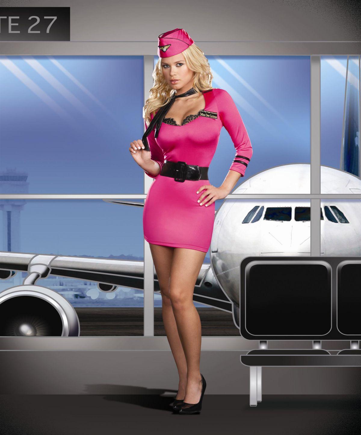 Секс стюардески