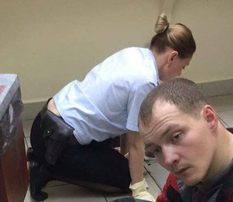 Полиция Домодедово приятно удивила