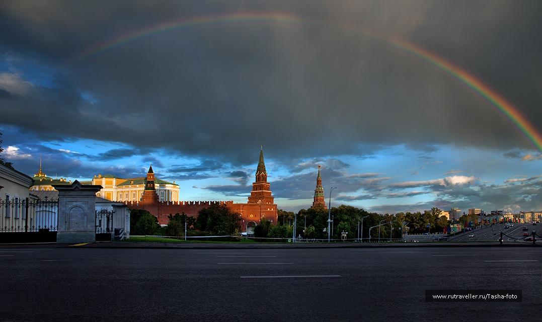 Россия какая-то невероятно богатая страна