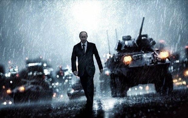 Украинцы и Путин - у кого раньше иссякнет терпение?