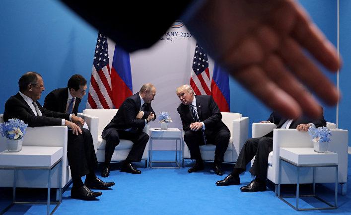 Поразительная капитуляция Трампа перед Россией. The Washington Post. Истерика: «Сдали Сирию, а дальше что? Аляска?!»
