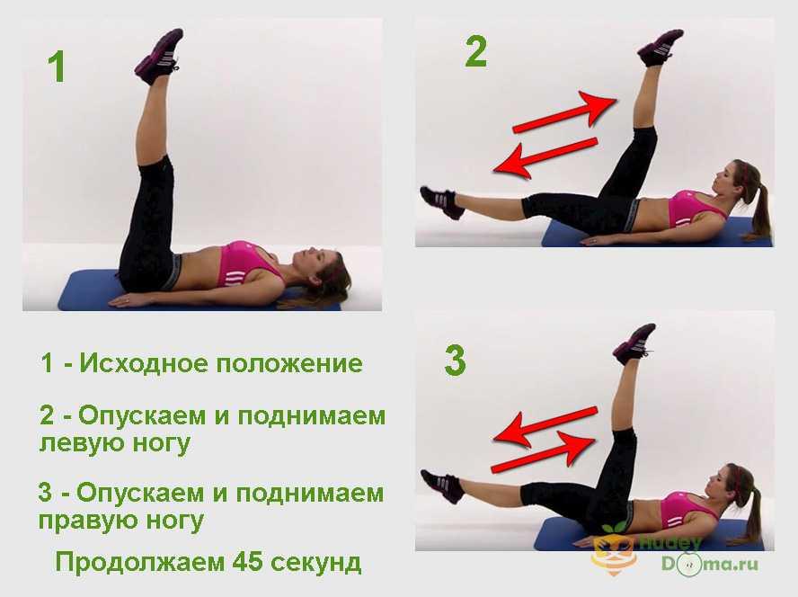 Легкие Упражнения Для Эффективного Похудения.