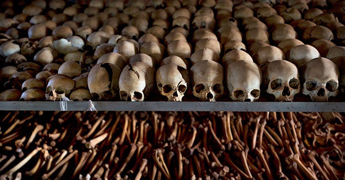 «Вы не сделали ничего!»: Крым как Руанда'94