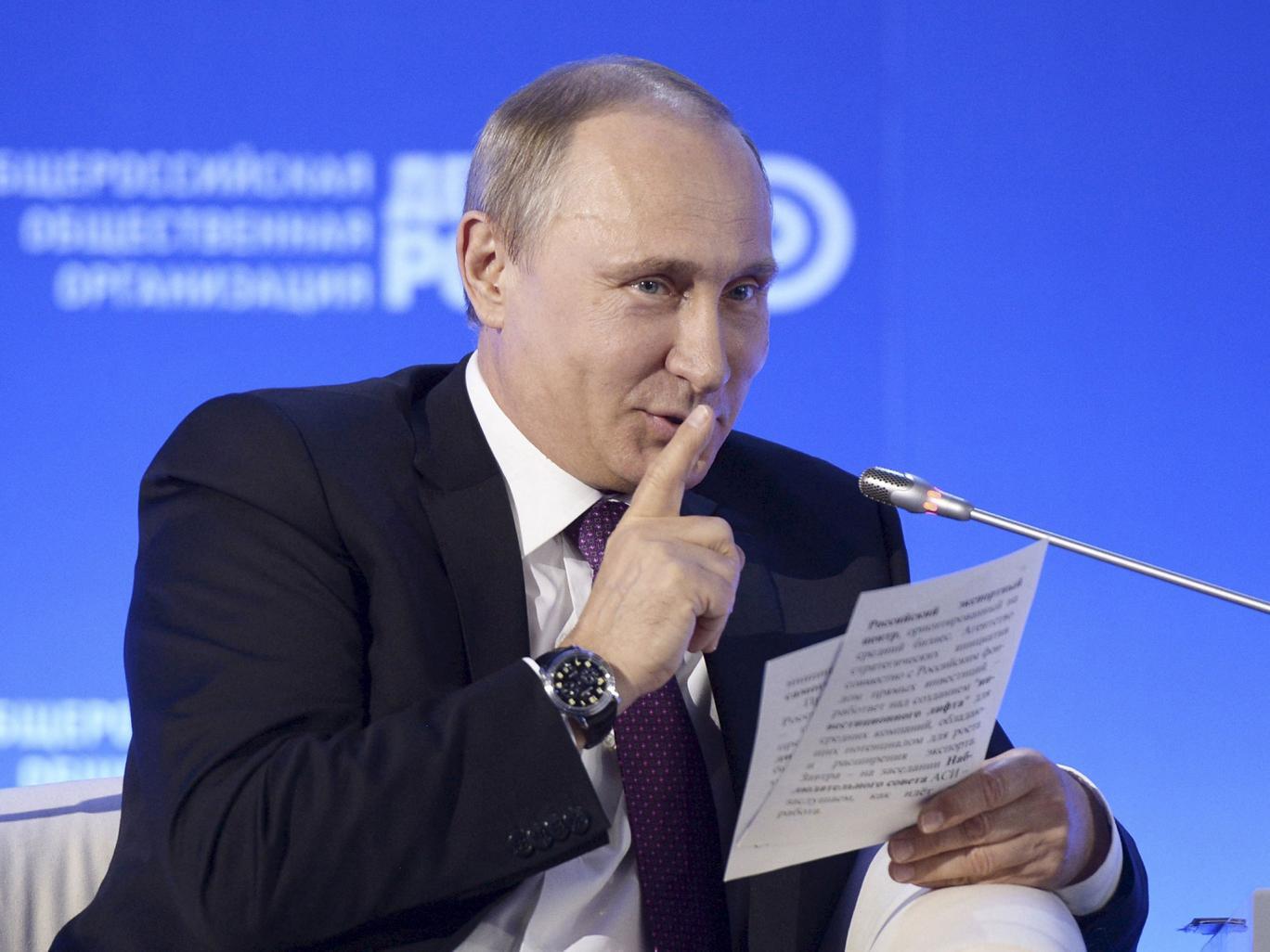 «Это какая-то магия»: Financial Times попыталось разгадать секрет обаяния Путина