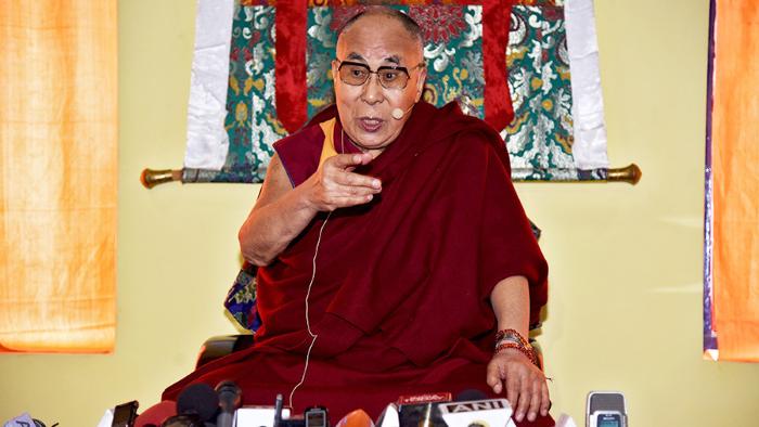 Далай-лама: русские могут изменить мир и стать ведущей нацией