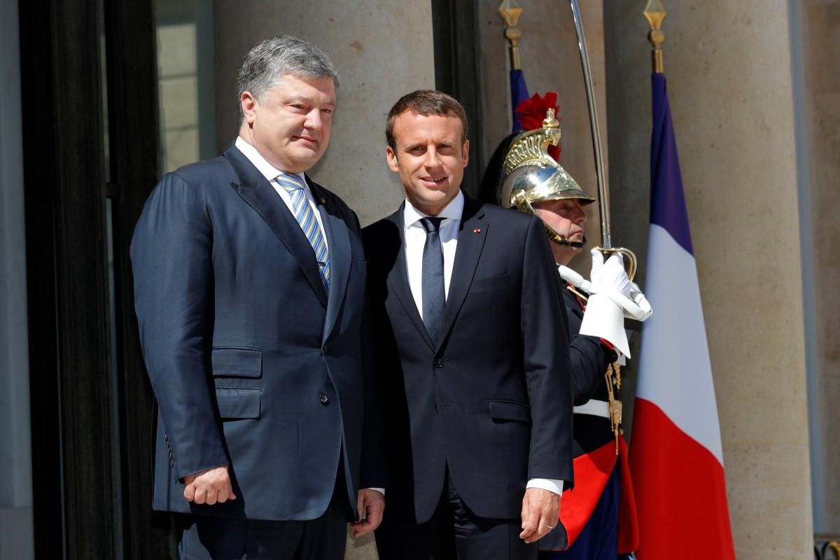 Украинский кризис имени Макрона: WikiLeaks разоблачило президента Франции