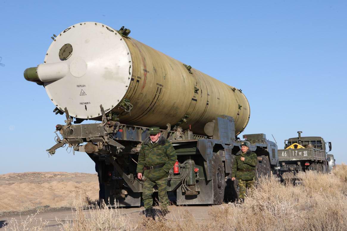 Как Россия «незаметно» развернула противоракетную оборону