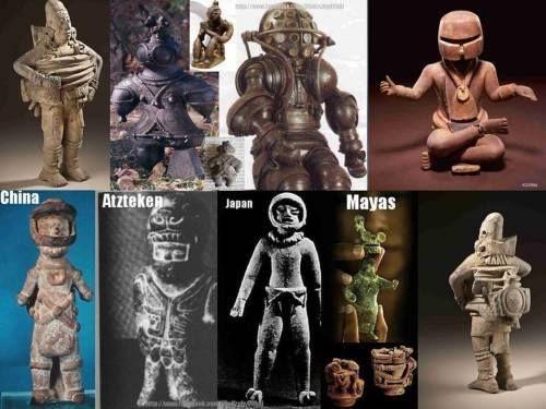 Белые Боги, сына славян-ариев - цивилизаторы Китая