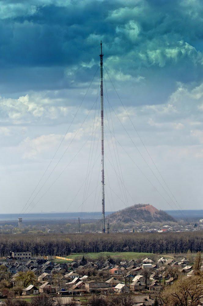 В Донецке задержана группа украинских диверсантов, планировавших подрыв телевышки