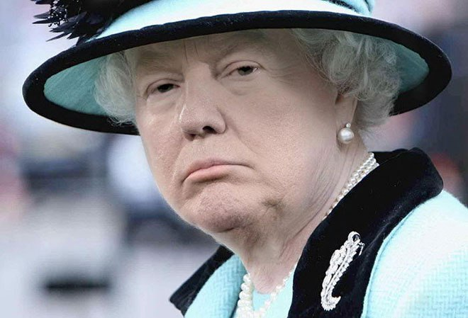 Американская королева и российский Терран
