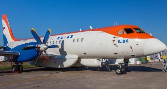 Выпуск лайнера Ил-114-300 позволит сэкономить $5 млрд на закупках