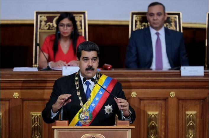 Венесуэла официально отказалась от доллара